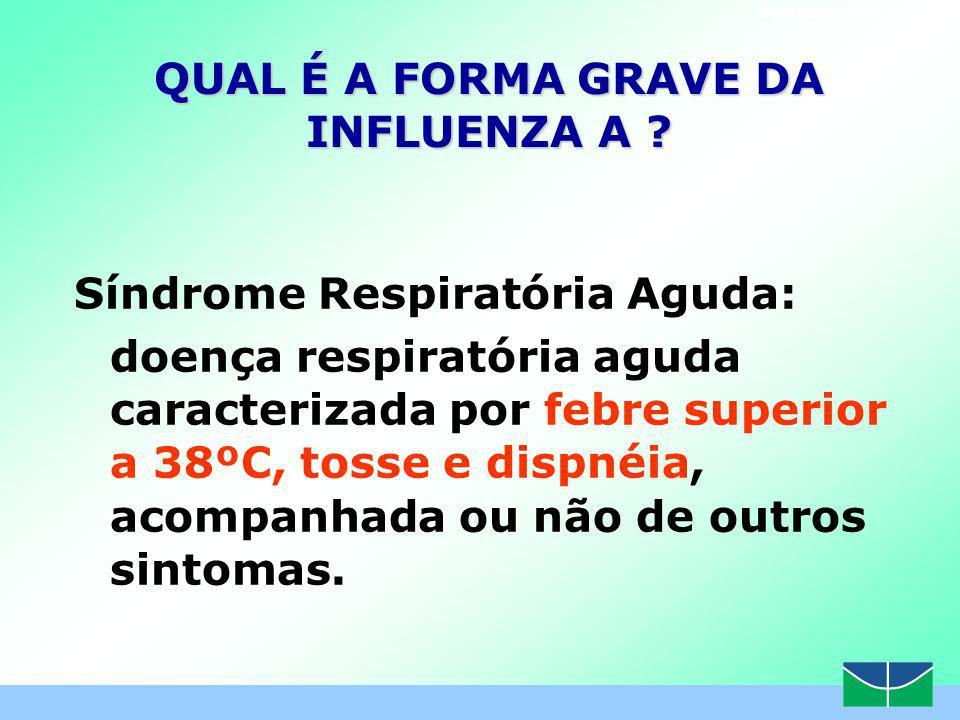 www.themegallery.com QUAL É A FORMA GRAVE DA INFLUENZA A .