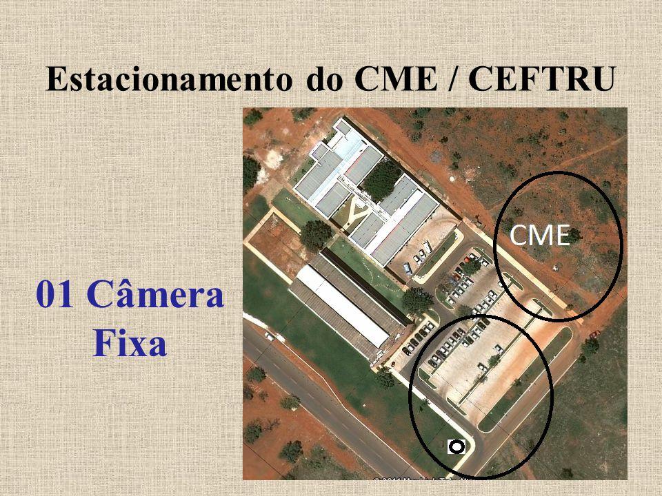 Estacionamento do CME / CEFTRU 01 Câmera Fixa