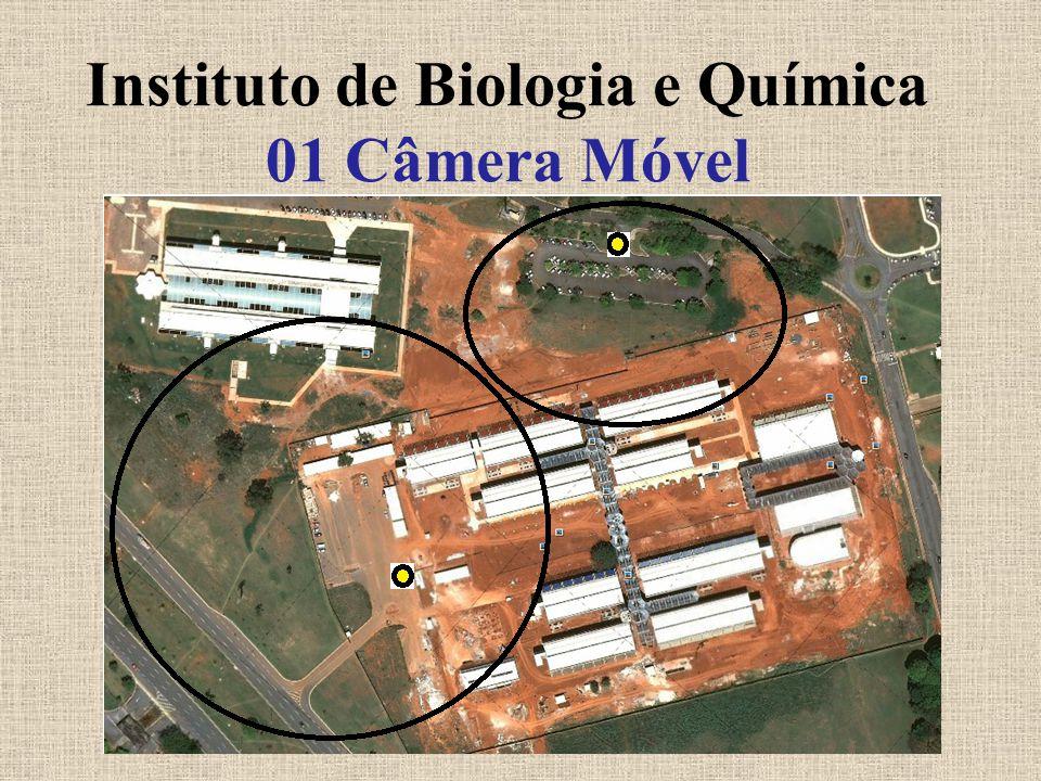 Instituto de Biologia e Química 01 Câmera Móvel