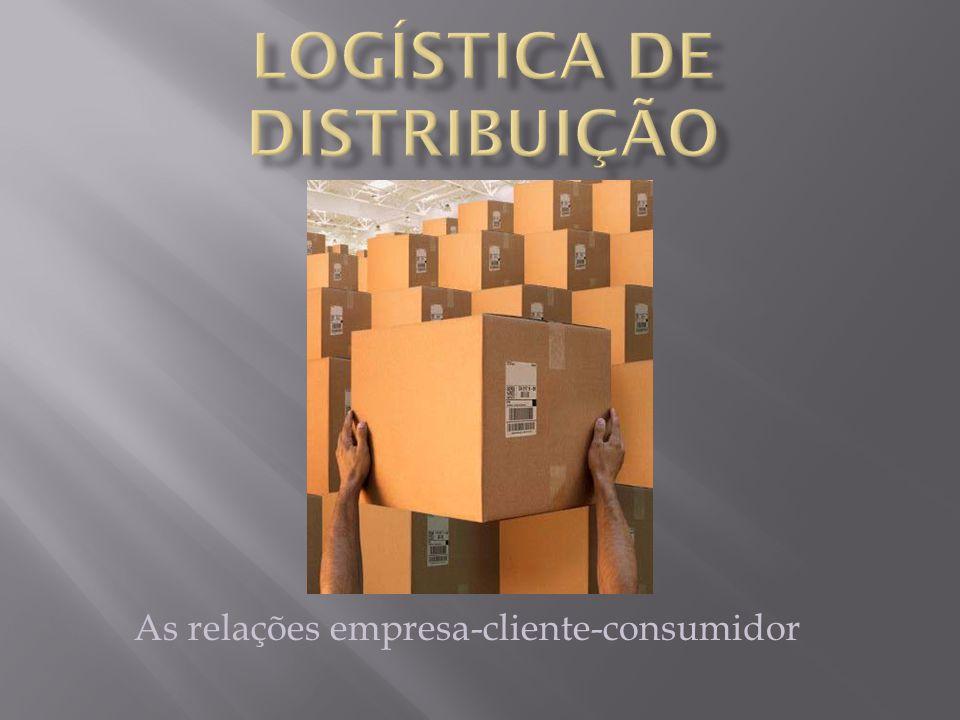 As relações empresa-cliente-consumidor