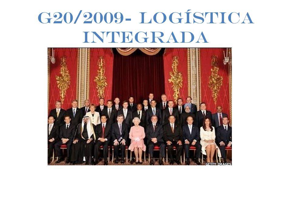 G20/2009- Logística Integrada