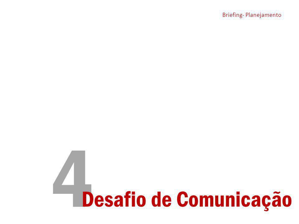 Briefing- Modelo 4 Desafio de Comunicação