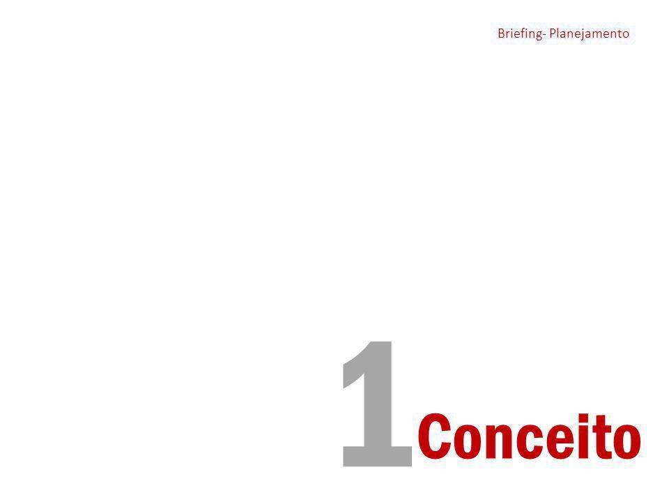 Briefing- Planejamento Briefing- Modelo Conceito 1