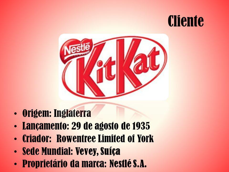 Cliente Origem: Inglaterra Lançamento: 29 de agosto de 1935 Criador: Rowentree Limited of York Sede Mundial: Vevey, Suíça Proprietário da marca: Nestl