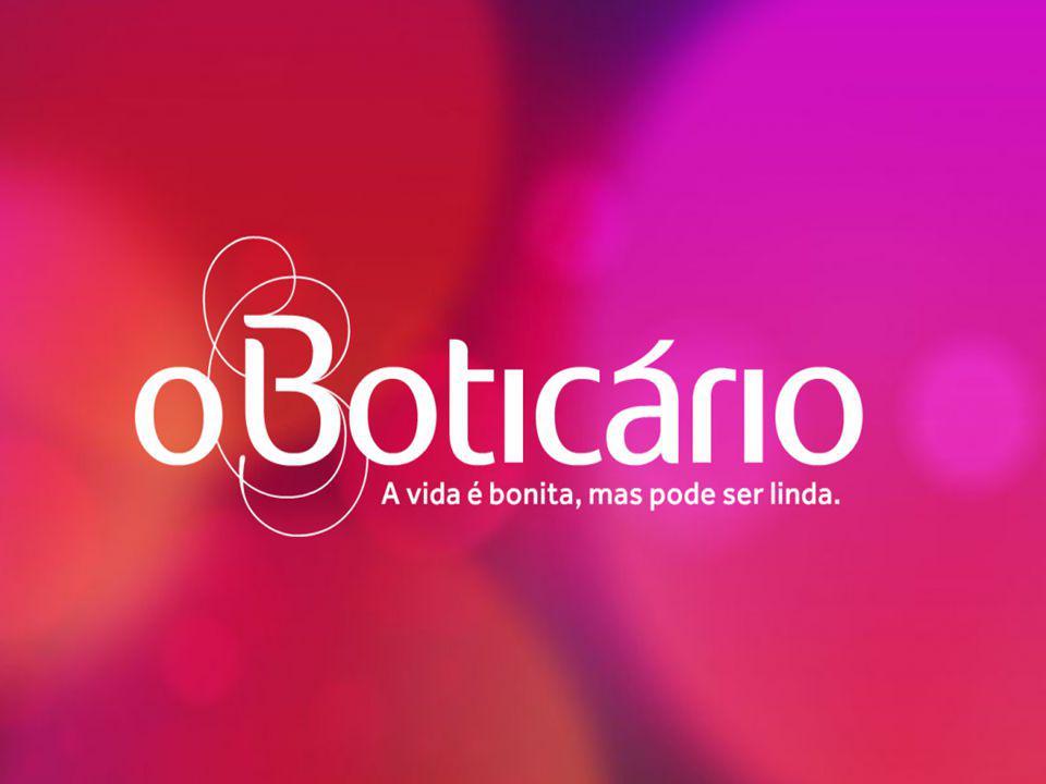 O BOTICÁRIO O Boticário, conhecido pela sua grande linha de perfumaria, e cosméticos, só vem crescendo nesses últimos anos no Brasil, e em todo o mundo.