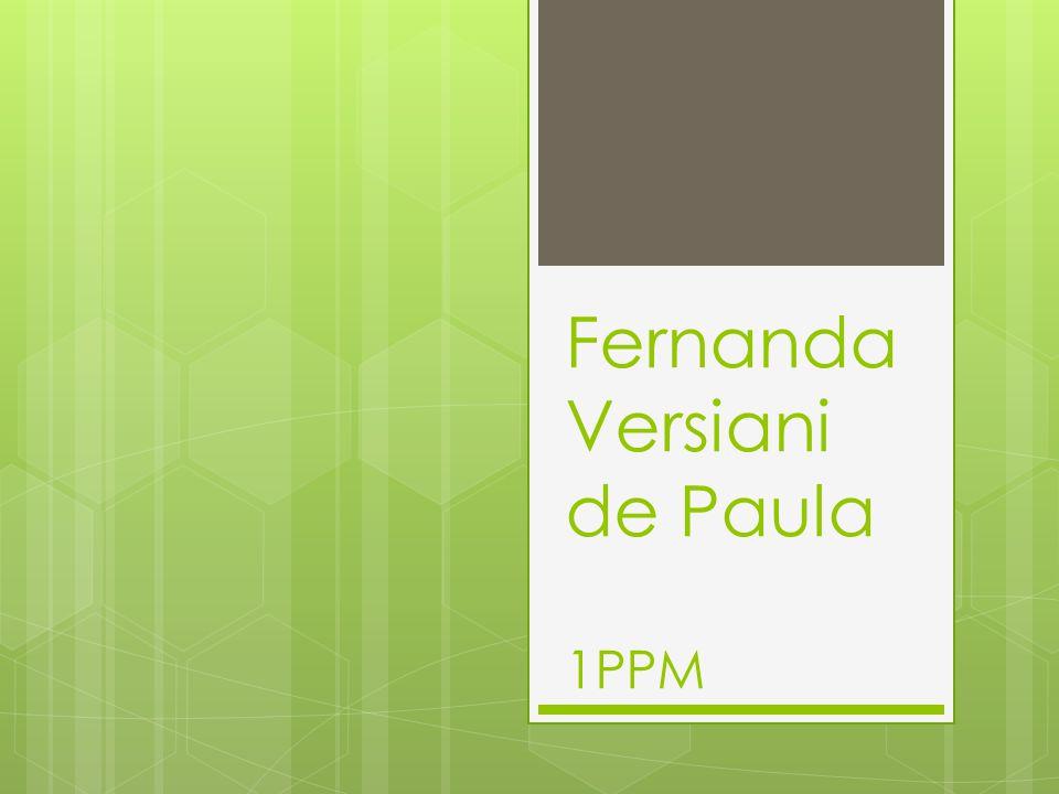 Fernanda Versiani de Paula 1PPM