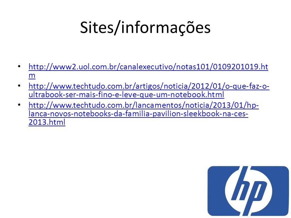 Sites/informações http://www2.uol.com.br/canalexecutivo/notas101/0109201019.ht m http://www2.uol.com.br/canalexecutivo/notas101/0109201019.ht m http:/