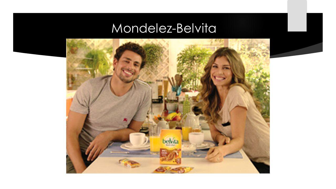 Mondelez-Belvita