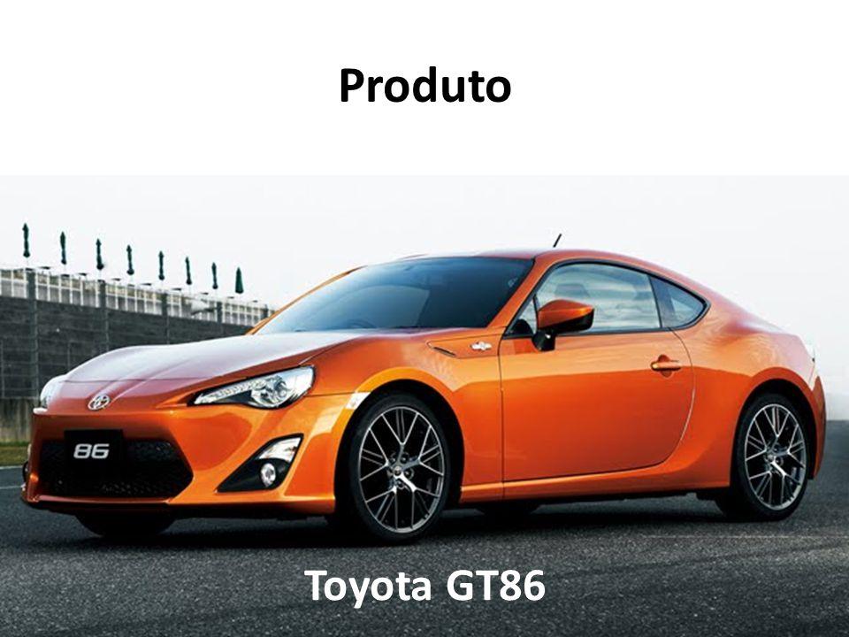 Produto Toyota GT86