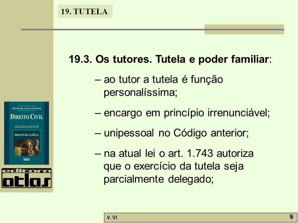 19.TUTELA V.
