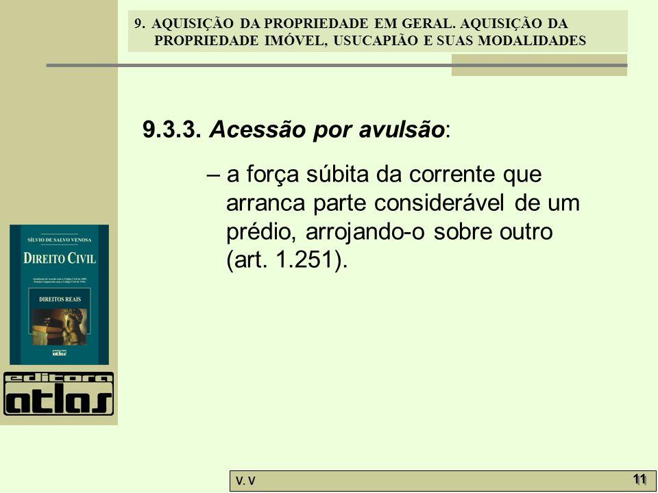 9.AQUISIÇÃO DA PROPRIEDADE EM GERAL.