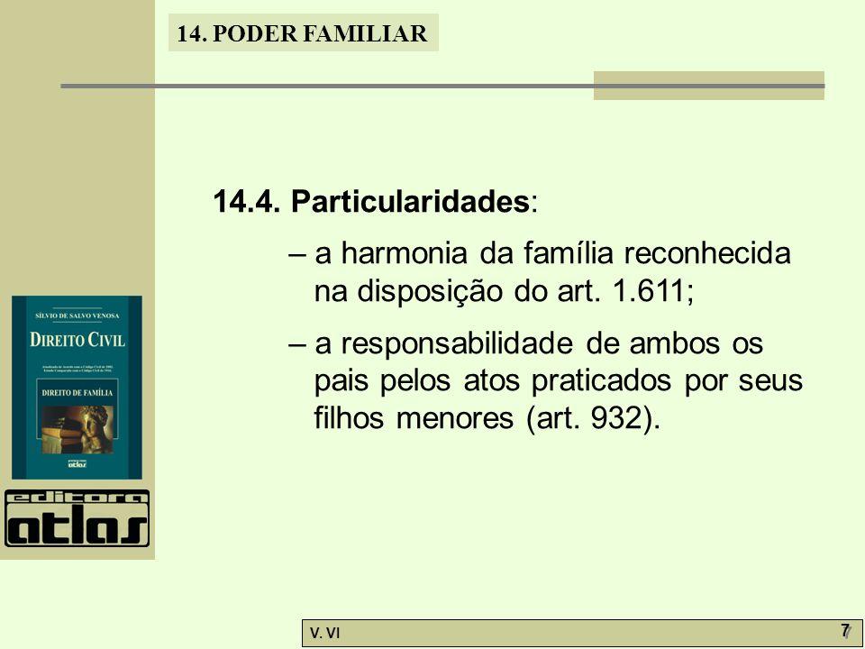 14.PODER FAMILIAR V. VI 7 7 14.4.