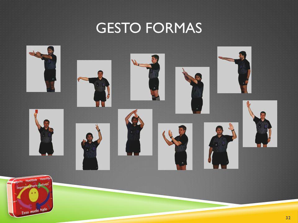 GESTO FORMAS 32