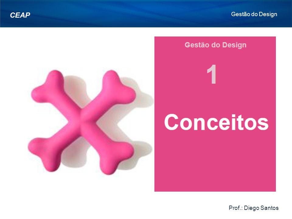 Gestão do Design Prof.: Diego Santos CEAP