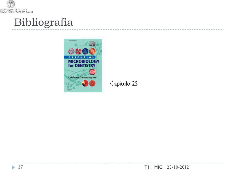 Bibliografia T11 MJC3723-10-2012 Capítulo 25