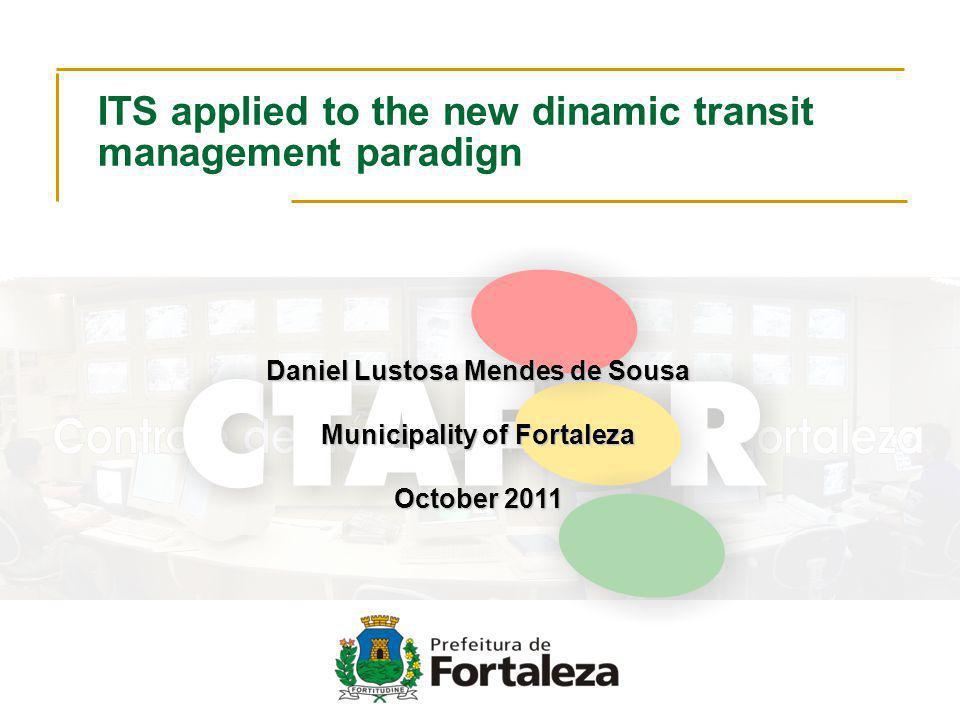 ITS Aplicado ao novo paradigma de gestão do trânsito Subsystem CITFOR Monocromatic pannel – 3 lines and voice system