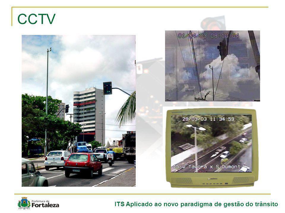 ITS Aplicado ao novo paradigma de gestão do trânsito CCTV