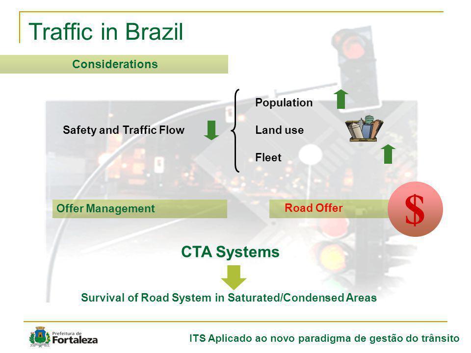 Traffic Control/Management - Fortaleza