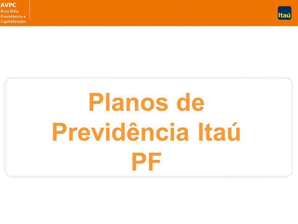 Planos de Previdência Itaú PF