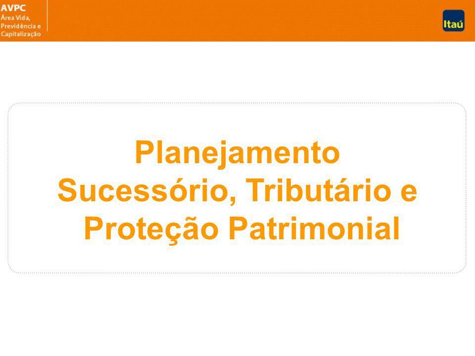 Planejamento Sucessório, Tributário e Proteção Patrimonial