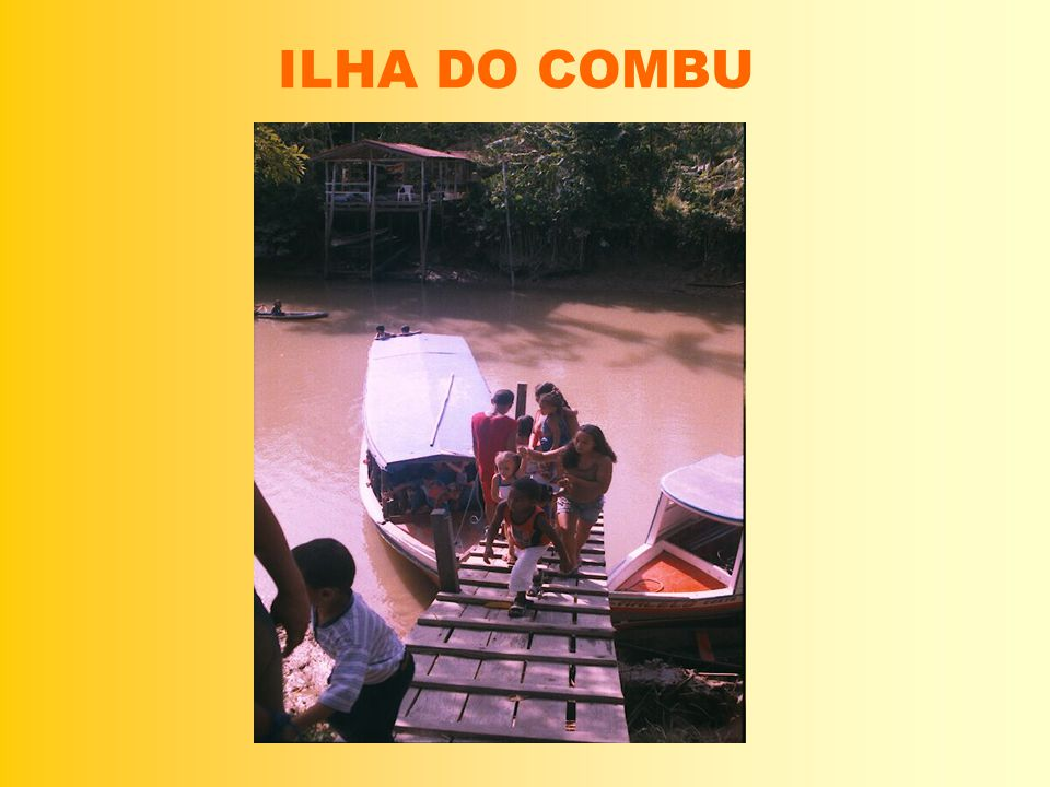 ILHA DO COMBU