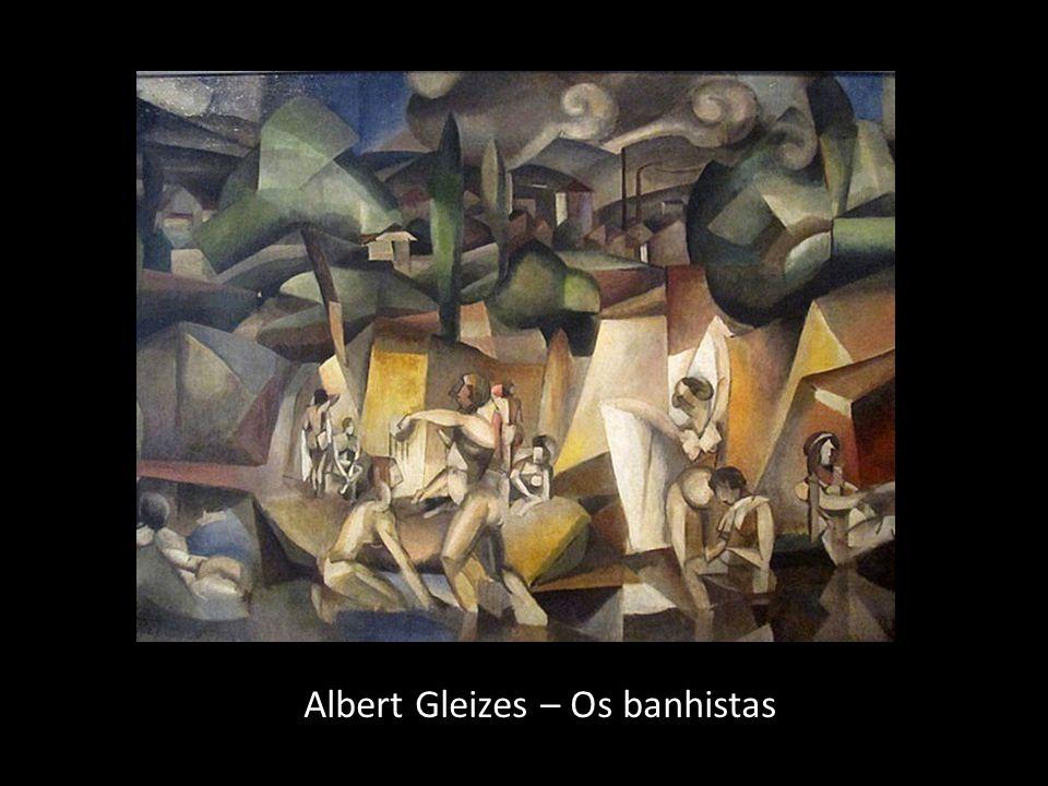 Albert Gleizes – Os banhistas