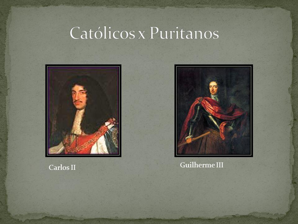 Carlos II Guilherme III