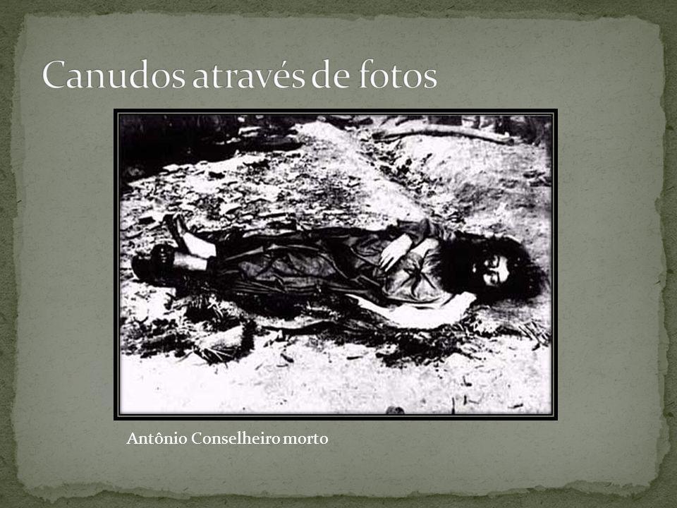 Antônio Conselheiro morto