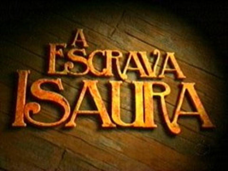 A Escrava Isaura Bernardo Guimarães ENREDO Idéia: casar Isaura com Belchior.