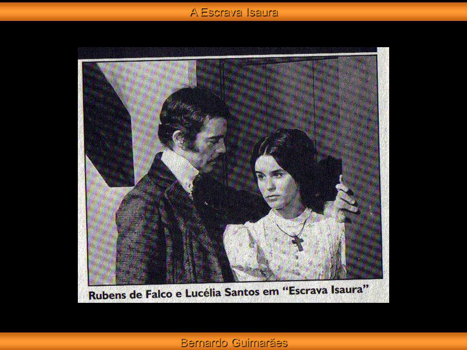 A Escrava Isaura Bernardo Guimarães