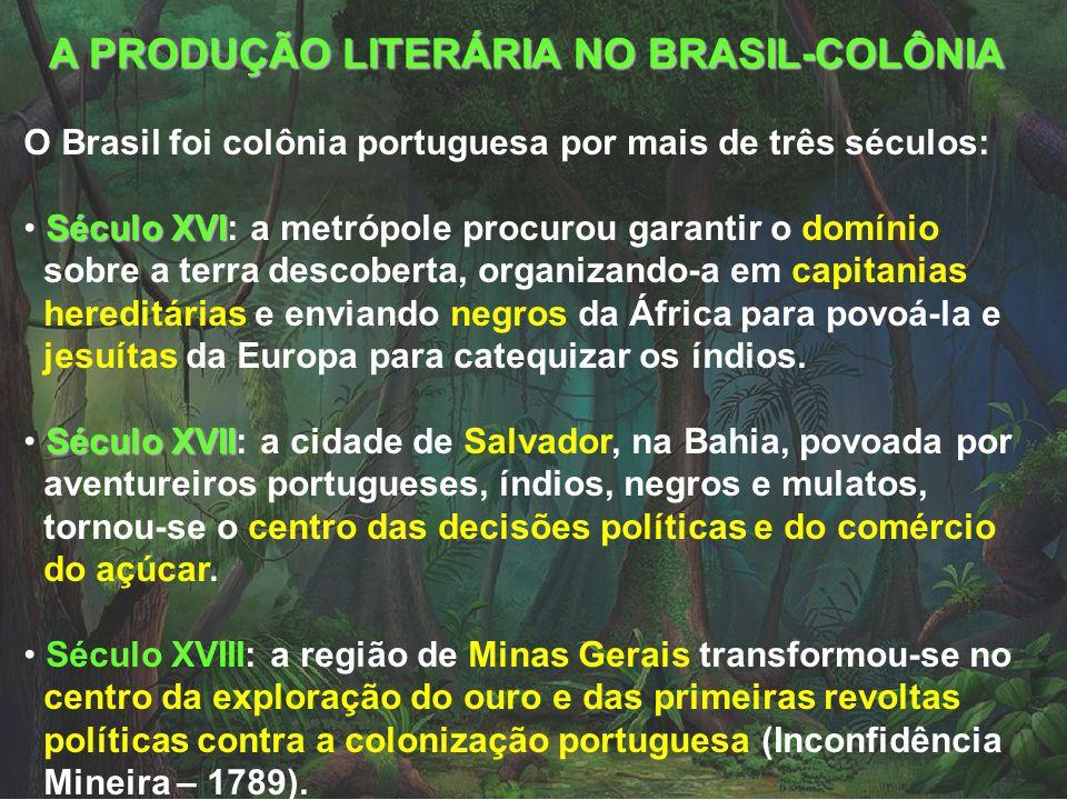 ORIGENS DA LITERATURA BRASILEIRA E CONCEITOS BÁSICOS DE LITERATURA 1500 1500 Achamento do Brasil.