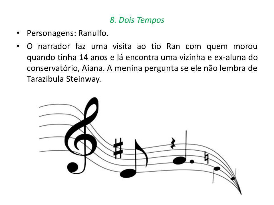 8.Dois Tempos Personagens: Ranulfo.