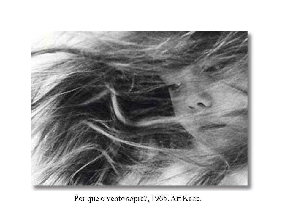 Por que o vento sopra?, 1965. Art Kane.