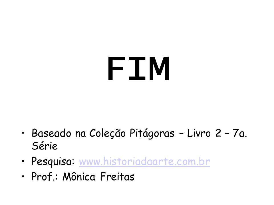 FIM Baseado na Coleção Pitágoras – Livro 2 – 7a.