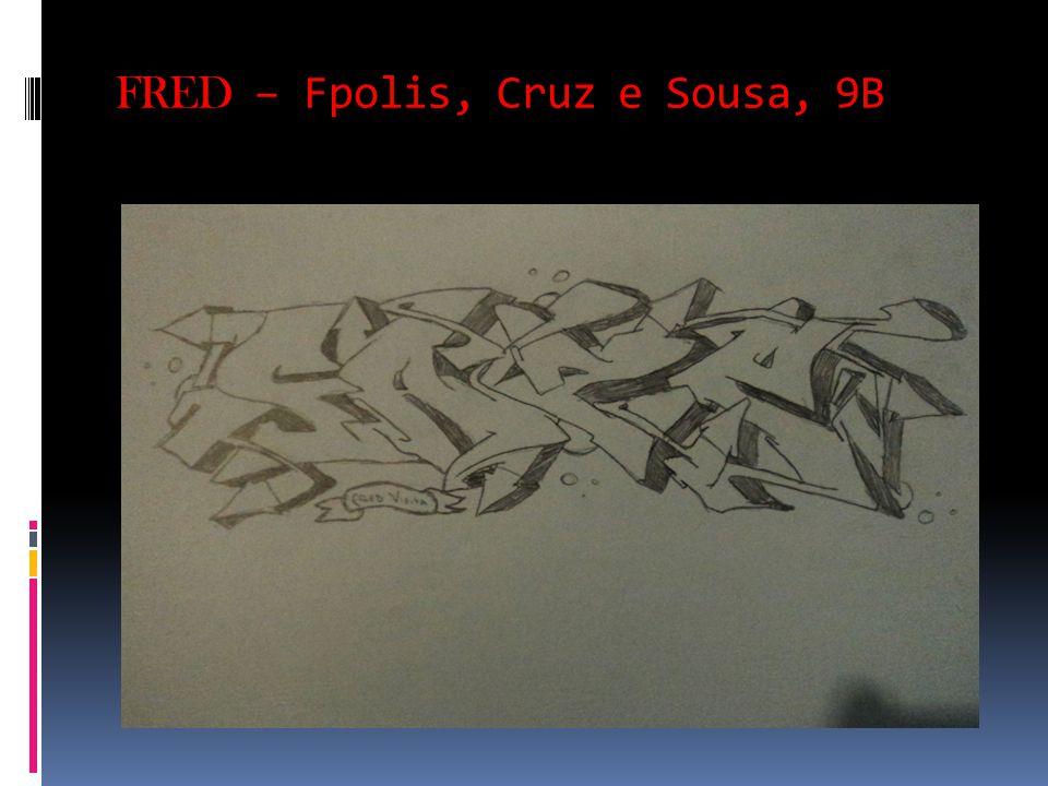FRED – Fpolis, Cruz e Sousa, 9B