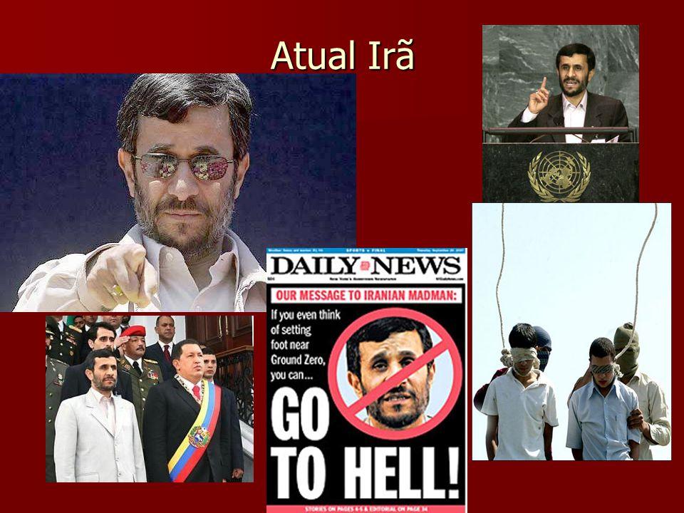 Atual Irã