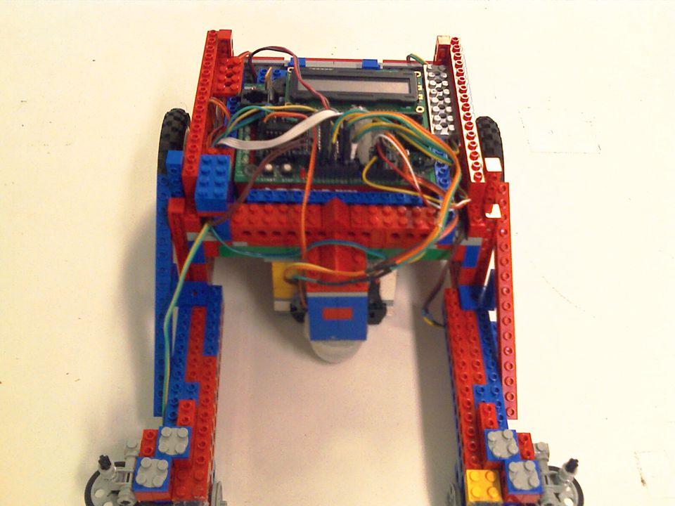 Sensor de toque Auxilia na identificação de obstáculos