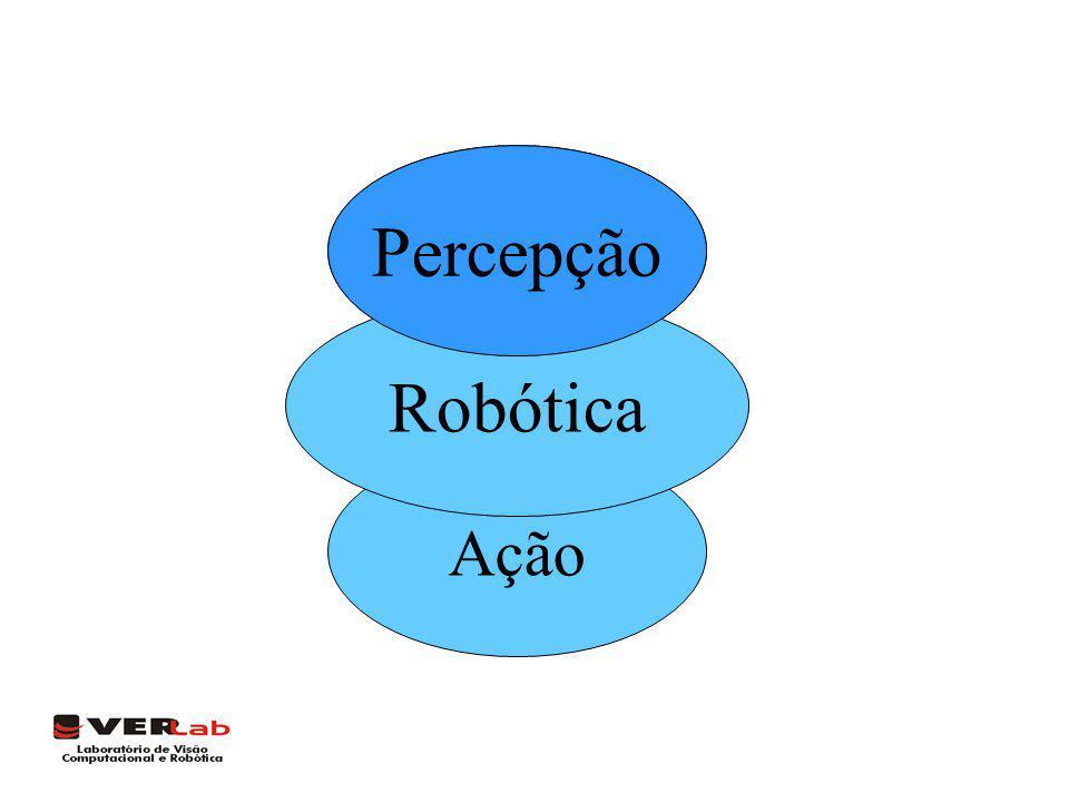 Percepção Ação Robótica Percepção