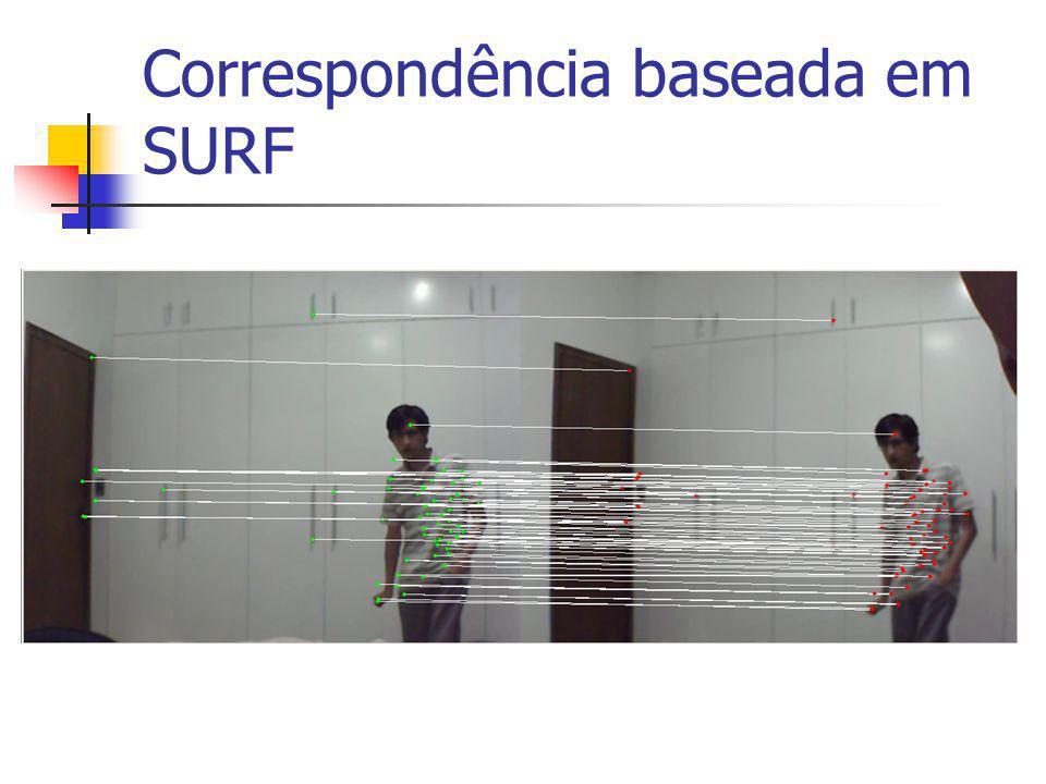 Correspondência baseada em SURF