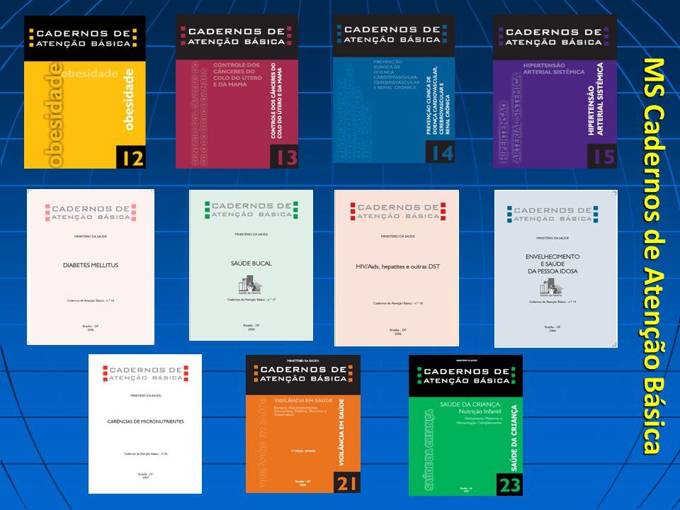 MS Cadernos de Atenção Básica