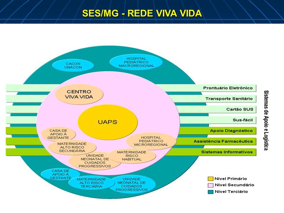 SES/MG - REDE VIVA VIDA