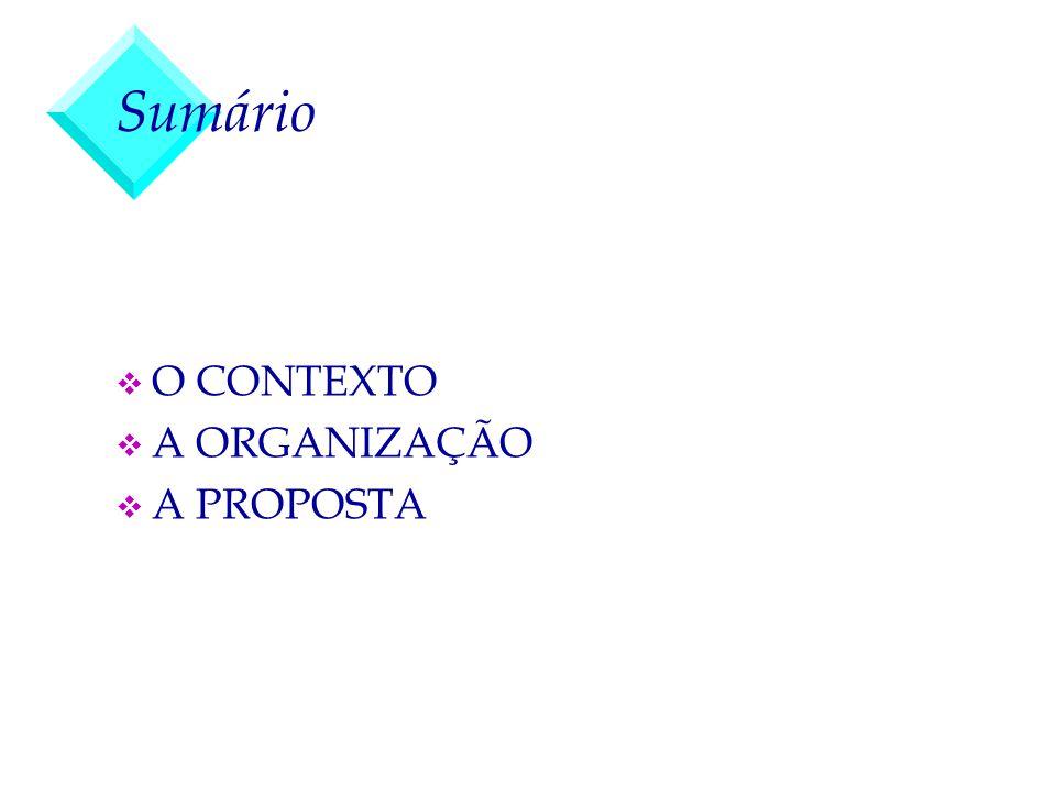 A PROPOSTA (6) v Padrão está implicado na Avaliação v Avaliação é um processo imprescindível para o planejamento e a gestão de quaidade.