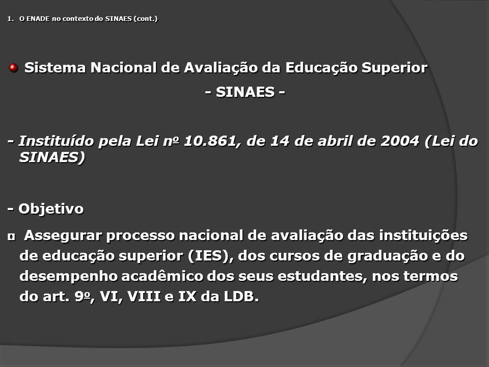 IMPORTANTE: A verificação do cumprimento da grade curricular é realizada por meio da leitura do histórico escolar em 02 de agosto de 2010.