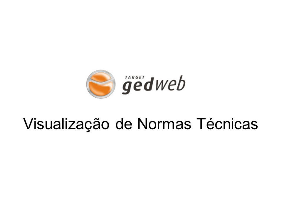 Visualização de Normas Técnicas