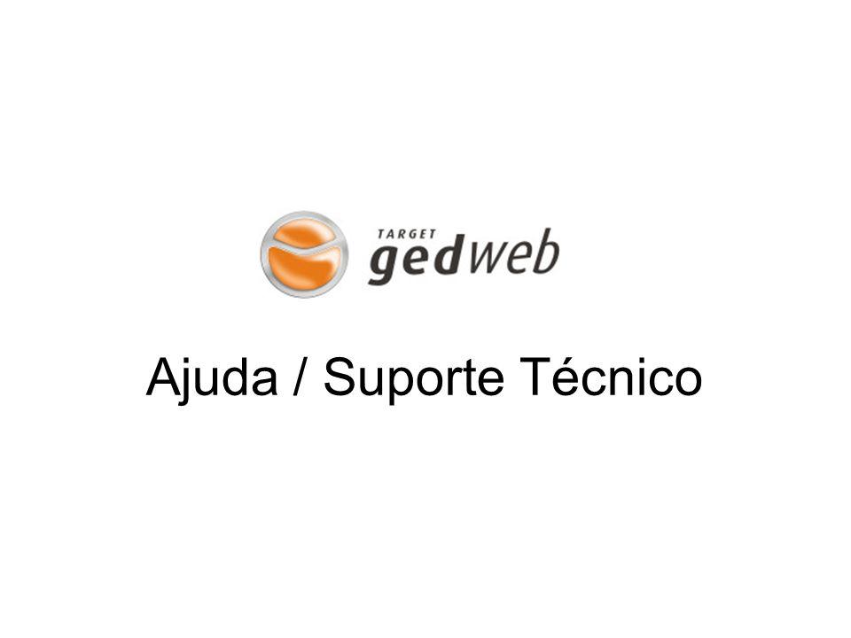 Ajuda / Suporte Técnico