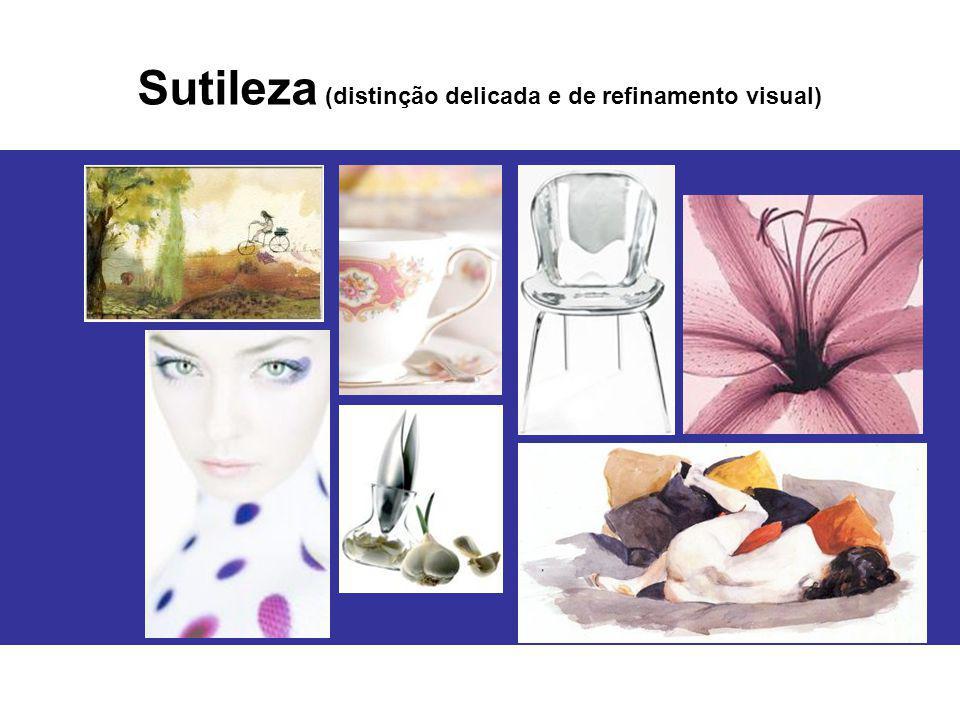 Sutileza (distinção delicada e de refinamento visual)