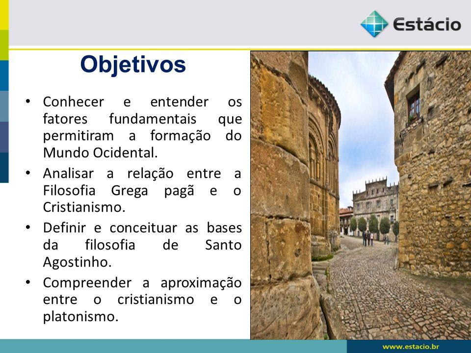 Caracterização da Filosofia Medieval É um período histórico que vai do final do helenismo (séc.