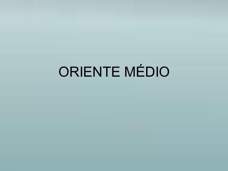 ORIENTE MÉDIO