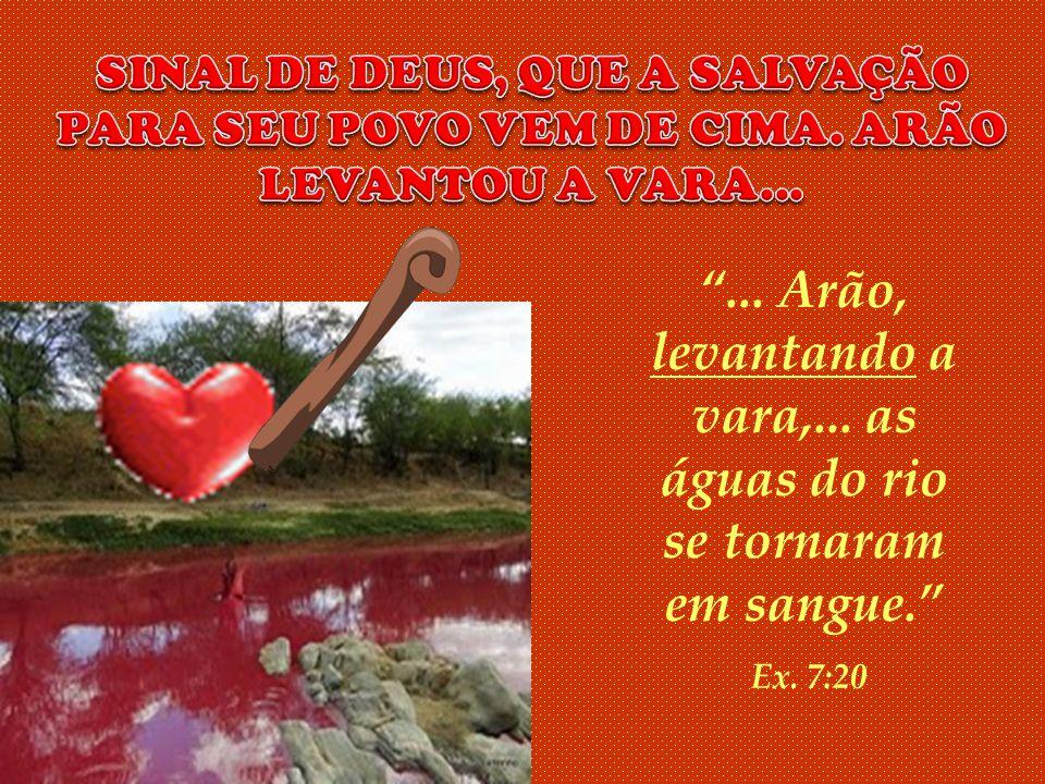 O sangue de Jesus dá vitoria ao seu povo.