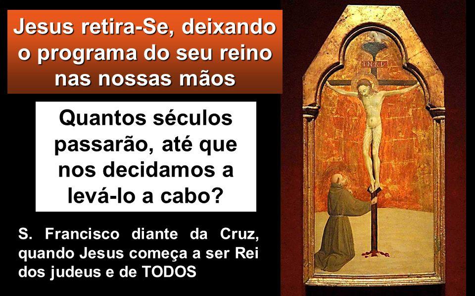 Quando viram o milagre que Jesus fizera, aqueles homens começaram a dizer: «Este é, na verdade, o Pro- feta que estava para vir ao mundo.